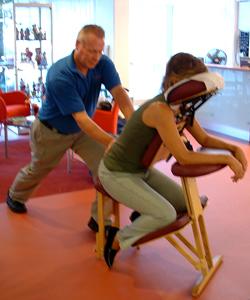 Topfit Stoelmassage